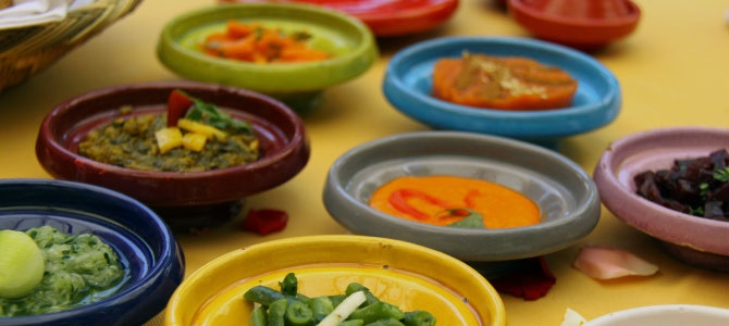Nueva Cocina Marroqui | Nueva Cocina Marroqui Porque Marruecos Si Que Sabe Sobremesa